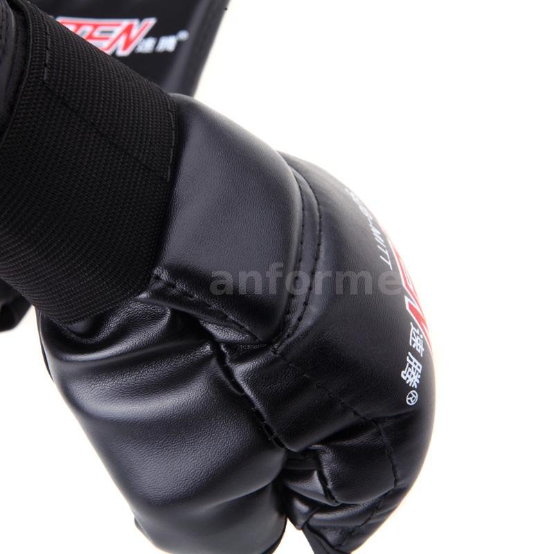 mitaines moiti gants de boxe mma muay thai entra nement. Black Bedroom Furniture Sets. Home Design Ideas