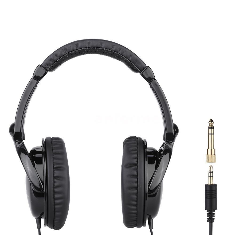takstar hd2000 headphones audio mixing studio recording dj for guitar f8s2. Black Bedroom Furniture Sets. Home Design Ideas
