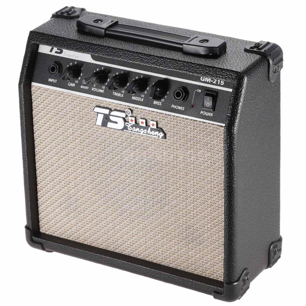 gm 215 electric guitar amplifier distortion with 5 speaker q6t2 ebay. Black Bedroom Furniture Sets. Home Design Ideas