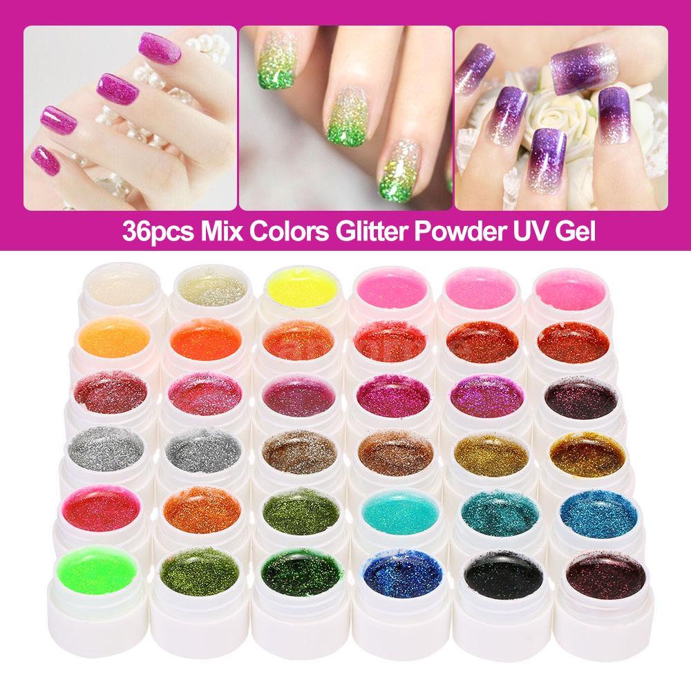 Exelent Powder Nail Polish Colors Embellishment - Nail Art Ideas ...